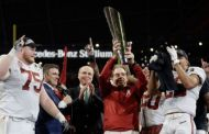 Alabama's Win in 2018 National Championship Game Second Most-Watched Cable Presentation in History