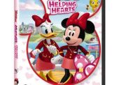 New 'Minnie: Helping Hearts' Arrives on DVD Just in Time for Valentine's Day!