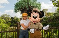 Olivia Holt Takes a Magical Family Vacation to Walt Disney World