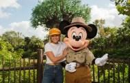 Olivia Holt Takes a Magical Family Vacation to Walt Disney World