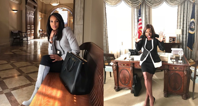 "TGIT World Collide with ""How to Get Away with Murder"" and ""Scandal"" Crossover Episodes"