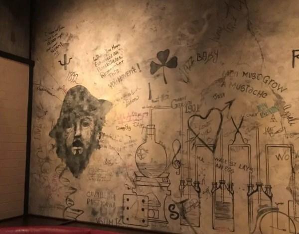New: Enzo's Hideaway Tunnel Bar at Disney Springs 15