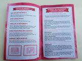 Passport Pages 8 & 9