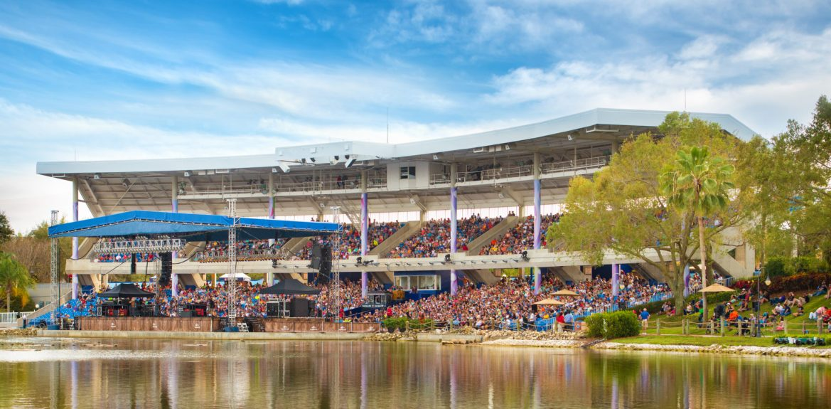 SeaWorld Has Announced Additional Musical Artists for the Seven Seas Food Festival