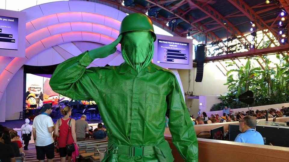 Green Army Men at Hollywood Studios to Receive Updated Look