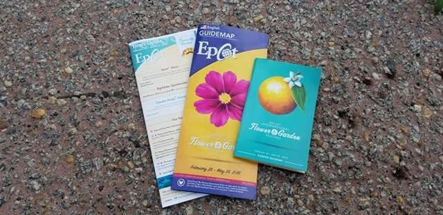 Your Passport to the Epcot Flower & Garden Festival
