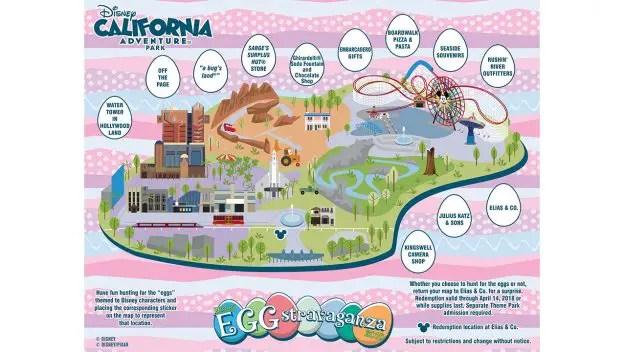 Disneyland Resort Announces the Return of Egg-stravaganza!