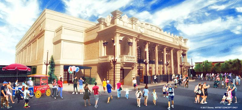 Has Magic Kingdom's Main Street U.S.A. Theater Project Been Halted?