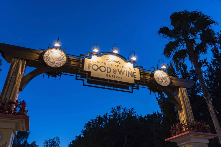 Disney California Adventure Food & Wine Festival Kicks Off Next Month With Magic for All!