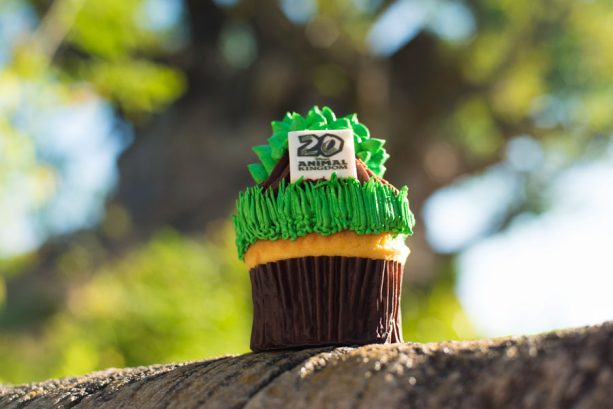 Celebrate Animal Kingdom's 20th Anniversary with A Tasty Treat!