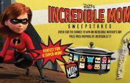 Win an 'Incredible' Prize Pack Just for Moms!