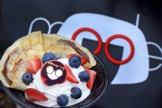 SUPER Themed Incredible Tomorrowland Expo Food At Magic Kingdom