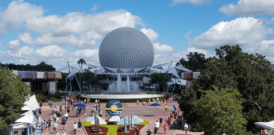 Disney Files Permits for Upcoming Projects in Epcot