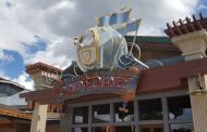 Iconic Entrances at World of Disney Store in Disney Springs