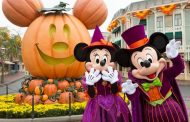 Halloween Time and Mickey's Halloween Party Returns to Disneyland this Fall