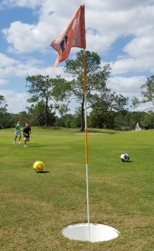 FootGolf Is Now Available At Disney's Oak Trail Golf Course 3