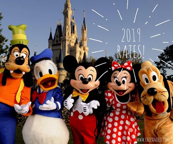 When Will Walt Disney World 2019 Vacation Packages Be Released? 1
