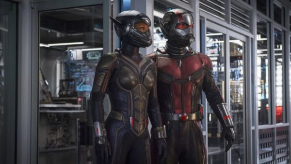 """""""Ant Man and The Wasp"""" sneak peak"""