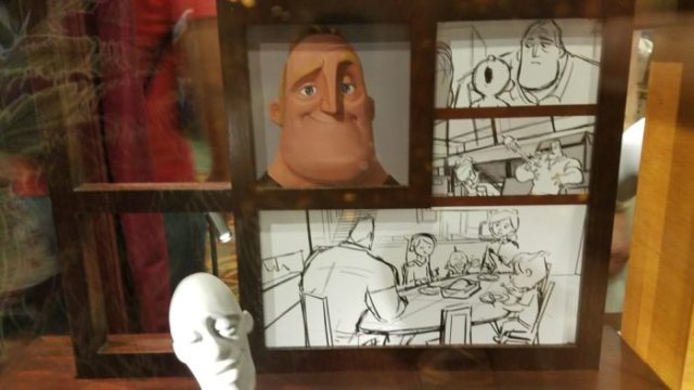Walt Disney Presents Incredibles 2 Sneak Peek 4