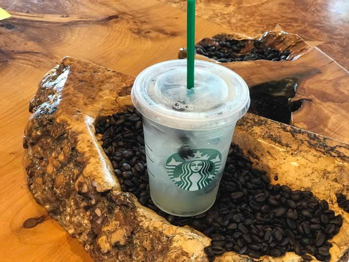 Star Wars at Starbucks