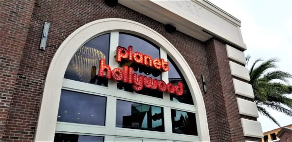 New Planet Hollywood Quick Service Expansion Photos and Details
