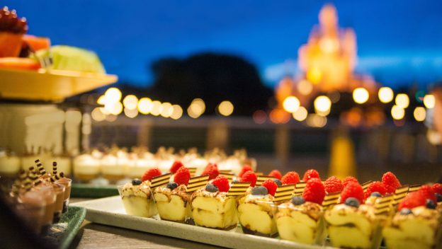 "Magic Kingdom Announces New ""After Fireworks Dessert Party"" Option 1"
