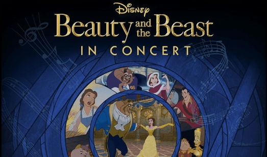 Groupon Available For Beauty And The Beast In Concert At The Hollywood Bowl 1