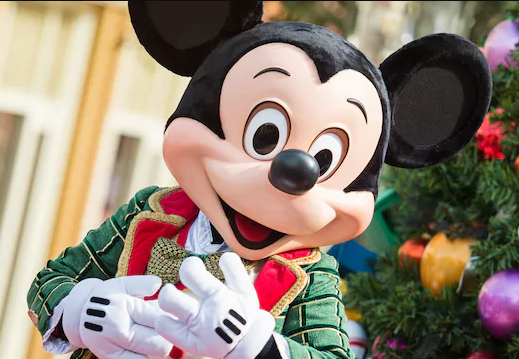 Mickey's Very Merry Christmas Party Dining