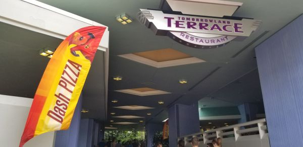 Dash Pizza Incredibles Expo