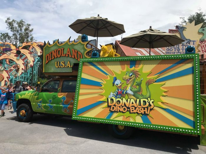 Dinoland U.S.A Gets a Dino-Bash Makeover 1