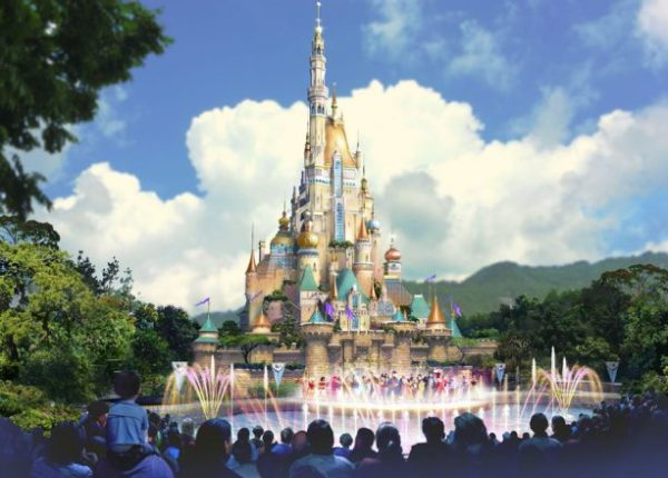 Hong Kong Disneyland New Attraction and Experiences for 2019