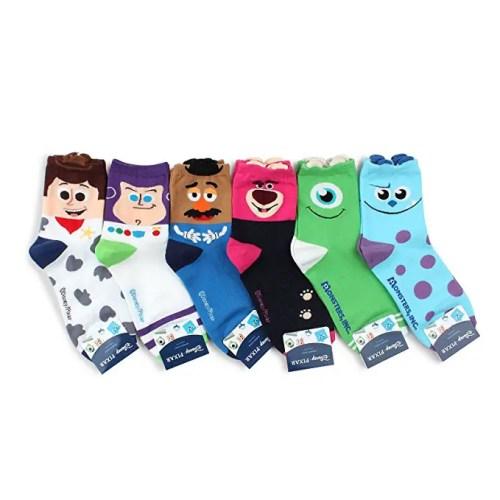 Pixar Socks
