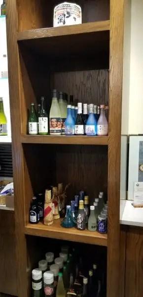 Sake Tasting at Mitsukoshi Department Store at Epcot's Japan Pavilion 3