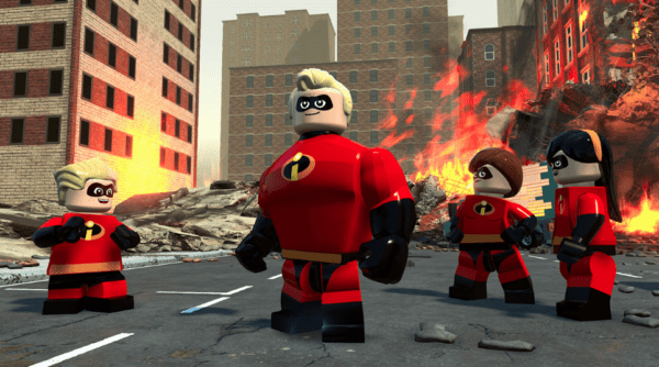 new LEGOThe Incrediblestrailer