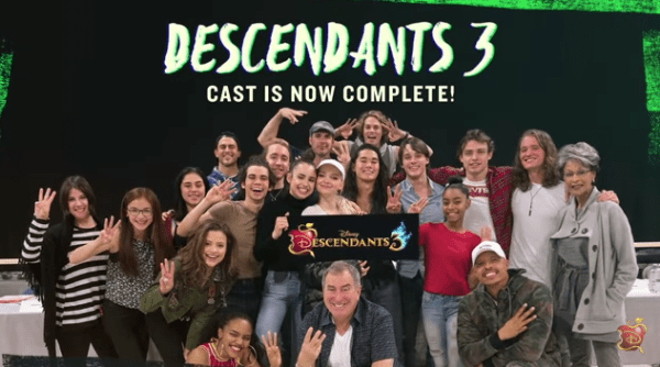 Descendants 3 Casts Cheyenne Jackson