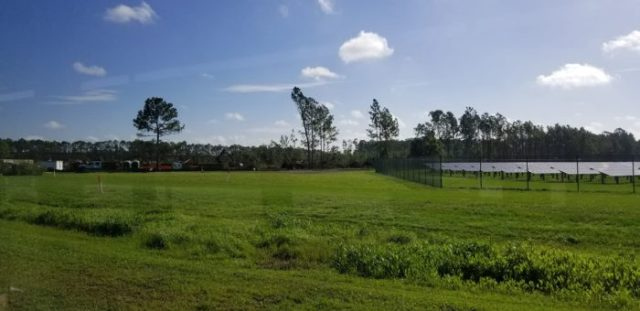 Work Underway on New Solar Farm Near Animal Kingdom at Walt Disney World 3