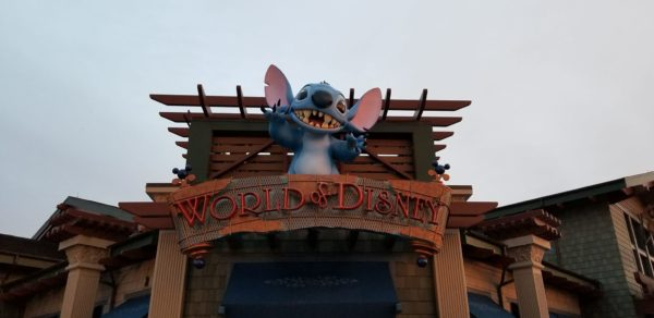 Stitch Is Back At World of Disney But Guests Are Noticing A Difference 1