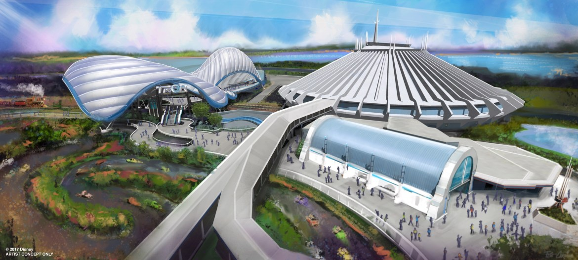 Rides, Attractions, and More Coming to Walt Disney World