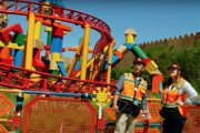 See the Finishing Touches of Toy Story Land Before Opening to the Public
