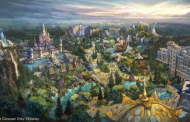 Frozen, Tangled, and Peter Pan-themed Lands Coming to Tokyo DisneySea Plus a New Hotel