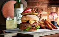 Sink Your Teeth Into The Edison's June Burger - The Electric Garden Burger Featuring