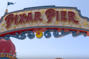 First Look at Pixar Pier Entertainment and Atmosphere at Disney California Adventure!