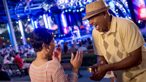 Epcot's Eat to the Beat Concert Series