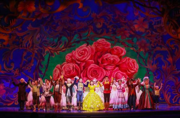 Mandarin Production of Beauty and the Beast