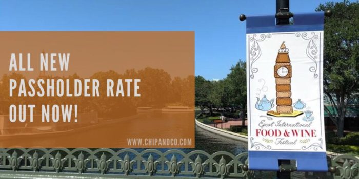 Fall Annual Passholder Rates