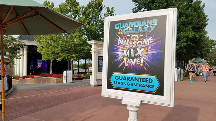 Guardians of the Galaxy – Awesome Mix Live