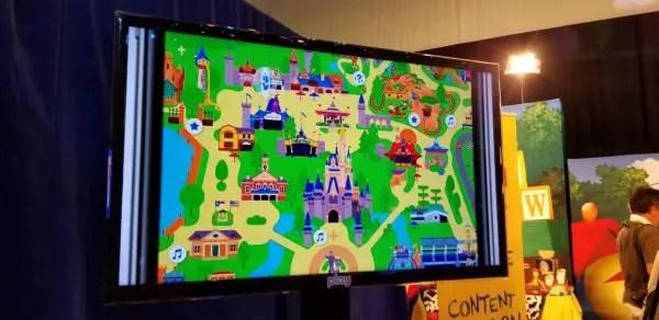 Play Disney Parks app