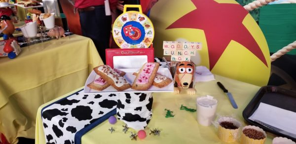 Woody's Lunch Box
