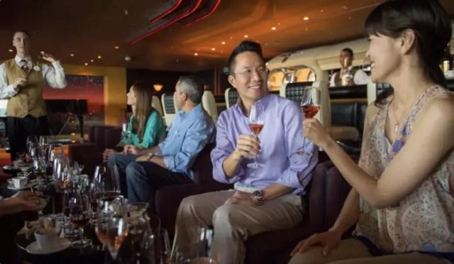 Tasting Seminars Aboard Disney Cruise Lines