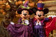 Discover Disney Cruise Line's Halloween On The High Seas Cruises